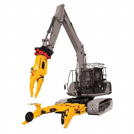 powerhand vrs vehicle dismantler elv