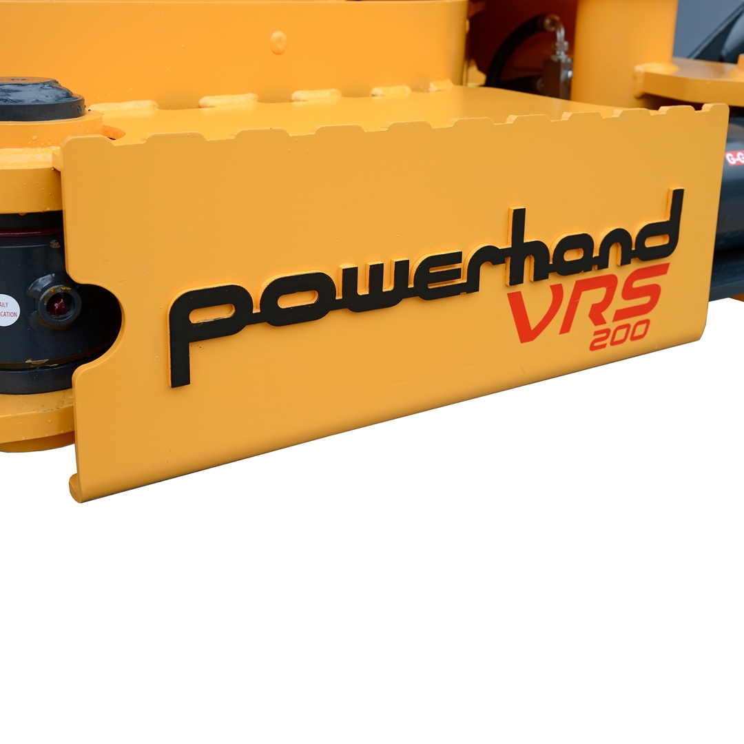 powerhand vrs vehicle dismantler leg ram guard