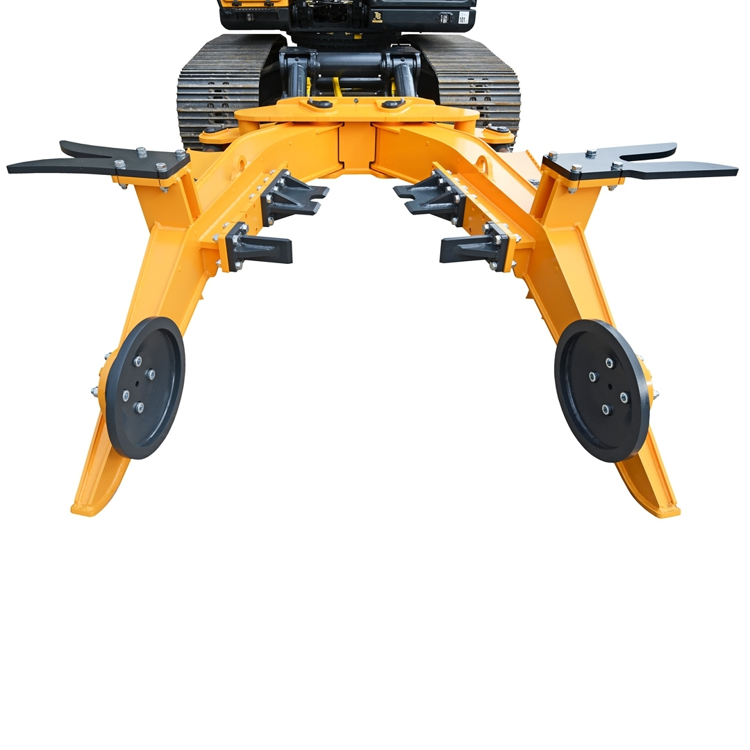 powerhand vrs vehicle dismantler legs front
