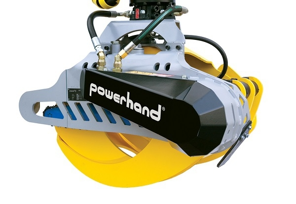 powerhand gc handling grapple saw cassette